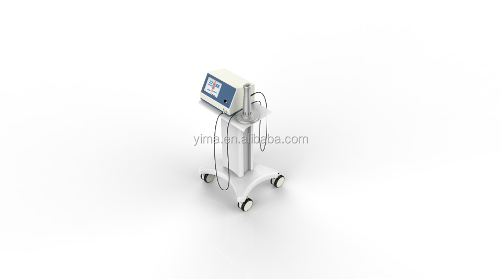 China shockwave therapy equipment/shockwave machine and short wave diathermy