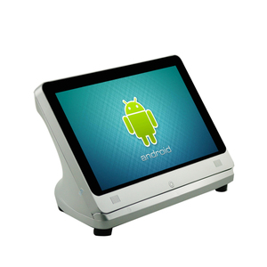 Android Pos System 13.3 Inch TFT LCD/LED Flat Screen Capacitive Touch Screen Point Of Sale Machine