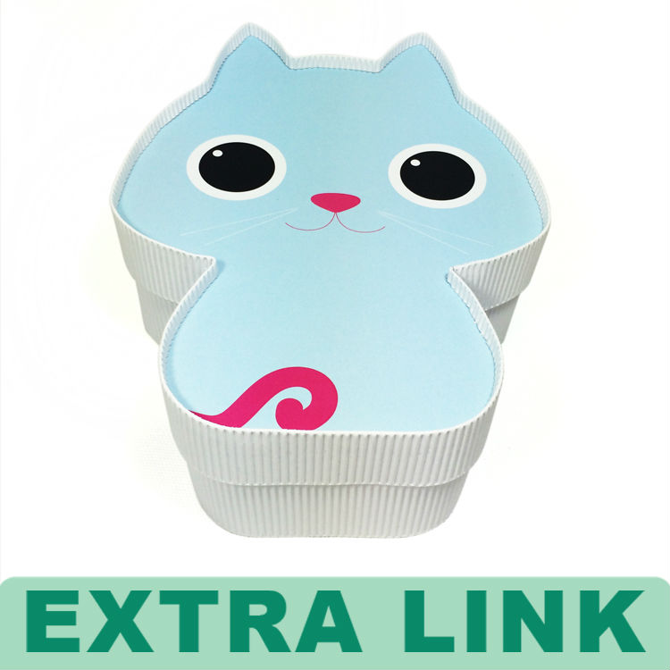 Extra Large Gift Boxes With Lids,Cardboard Animal Print Gift Boxes ...