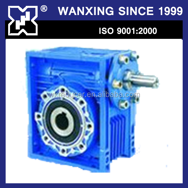 CE CNC Worm Gear Ratio 30:1 Gearbox Nema23 Stepper Motor Speed Reducer for CNC Router Engraving Machine