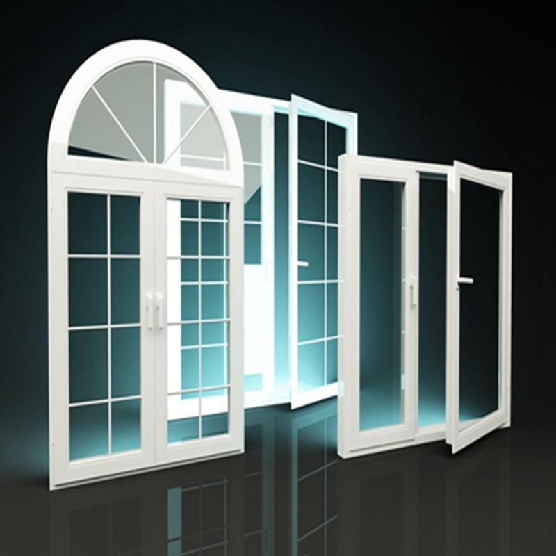 Professional supplier upvc cement door frames profile for Upvc window frame