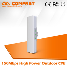 Wireless Outdoor 2.4Ghz CPE Router 27dBm 500mW, Adjustable power CPE Router