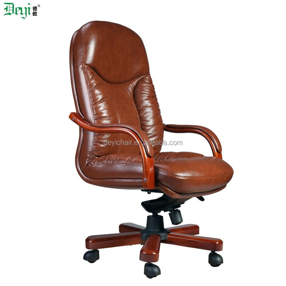 wooden swivel chair bases high back synchronised mechanism swivel chair office furniture wooden swivel chair