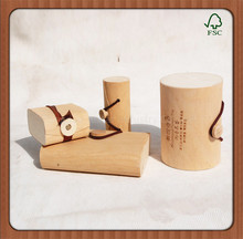 Soft wooden storage box flexible birch veneer fancy gift box