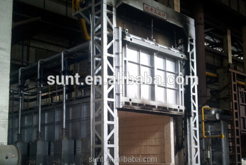 China Trolley Type Annealing Furnace for Melting Metals