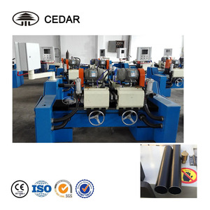 China factory Pipe Rod Chamfering Machine Inside and Outside Beveling With Fast Speed