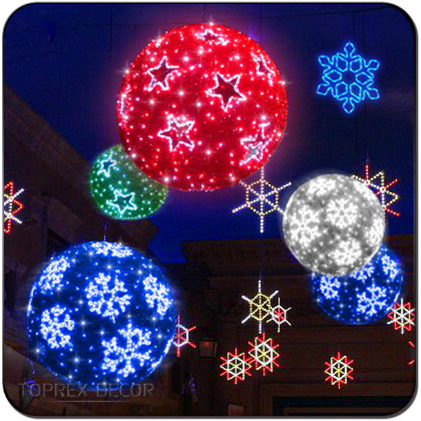 Christmas Ornament Hanging Outdoor Decorative Lighted Balls - Buy Outdoor  Decorative Lighted Balls,Hanging Light Balls,Christmas Ornament Ball  Product on ... - Christmas Ornament Hanging Outdoor Decorative Lighted Balls - Buy