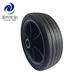 5 inch solid small rubber wheels for trolley/medical trolley wheels