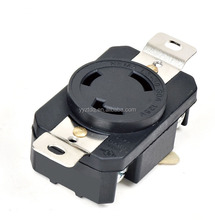 NEMA L5-30R 30A 125V US Locking Receptacle/Generator Power twist-lock