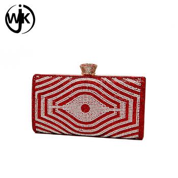 e06249fb69c4 fashion latest styles women designer evening crystal bag ladies women  crystal bag designer coral clutch bag