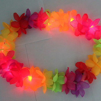 LED Lighting Hawaii Lei