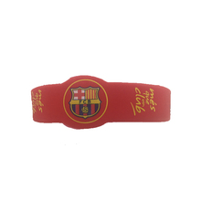 Wholesale Popular Health Sports Printing Silicone Bracelet Custom