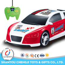 Shantou 4wd racing speed toy 1:24 rc cars with light