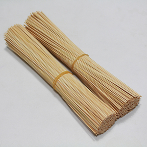 chinese supplier export agarbatti raw incense stick 12'