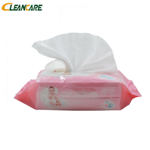 Natural Soft Breathable Bamboo Dry Cheap Baby Potty Wipes