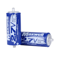 MAXWELL DuraBlue super capacitor 2.7V 3000F graphene battery engine start stop system audio capacitor