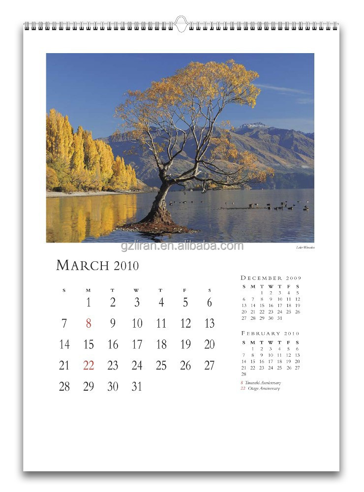 Digital Wall Calendar, Digital Wall Calendar Suppliers And
