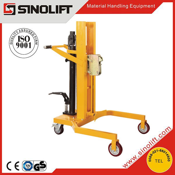 China Manual Hydraulic Drum Porter