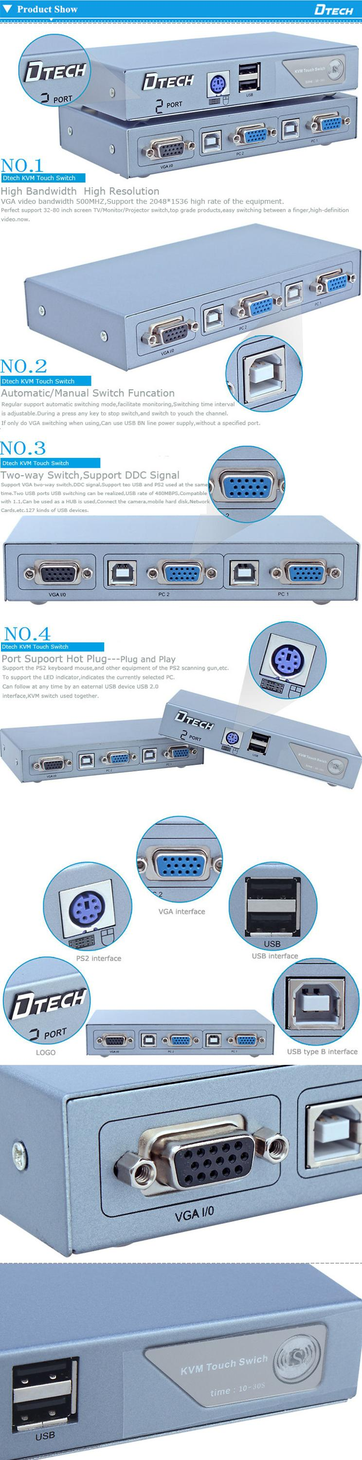Alibaba Wholesale Cctv Channel Usb 20 Switch Support 20481536 Semi