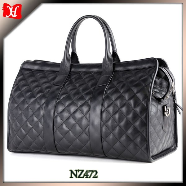 Hand Leather Quilted Duffle Bag Brand Fastion Uk Usa Best Ladies ... : quilted duffle bags - Adamdwight.com