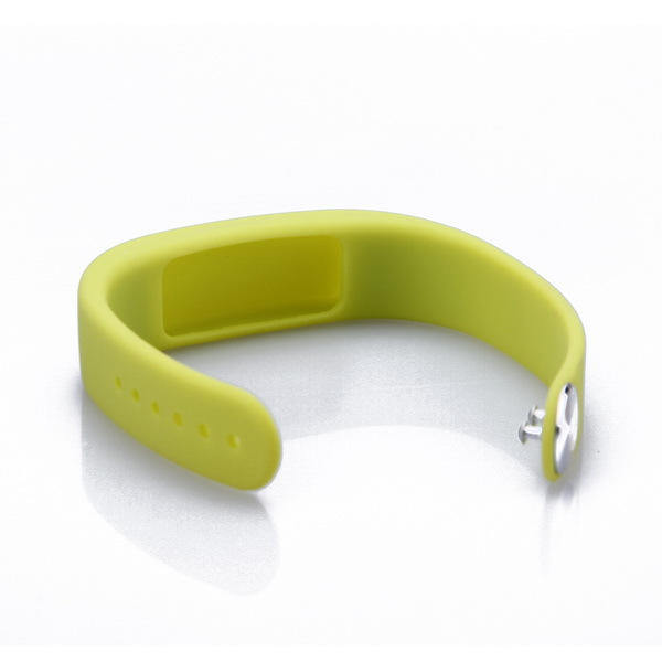 Custom Design Silicone Child Gps Tracker Bracelet