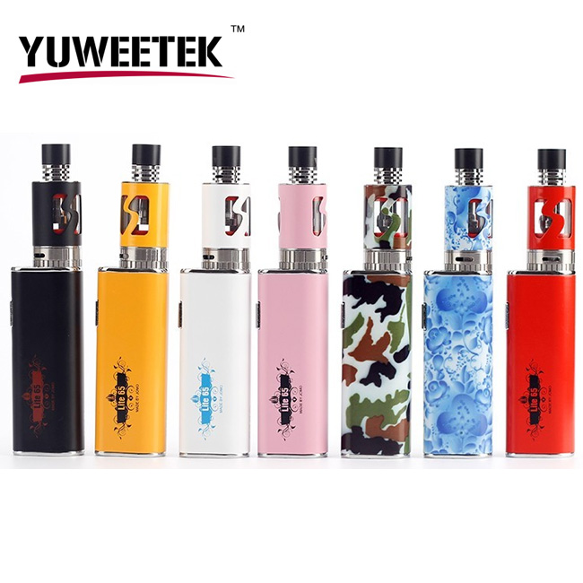 Great Price ! Hot selling box mod Jomotech Lite 65 mechanial vape mod box kit with rechargeable battery