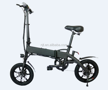 3afdab2767a NAKTO cheap high quality and new design folding electric bicycle with CE  certificate