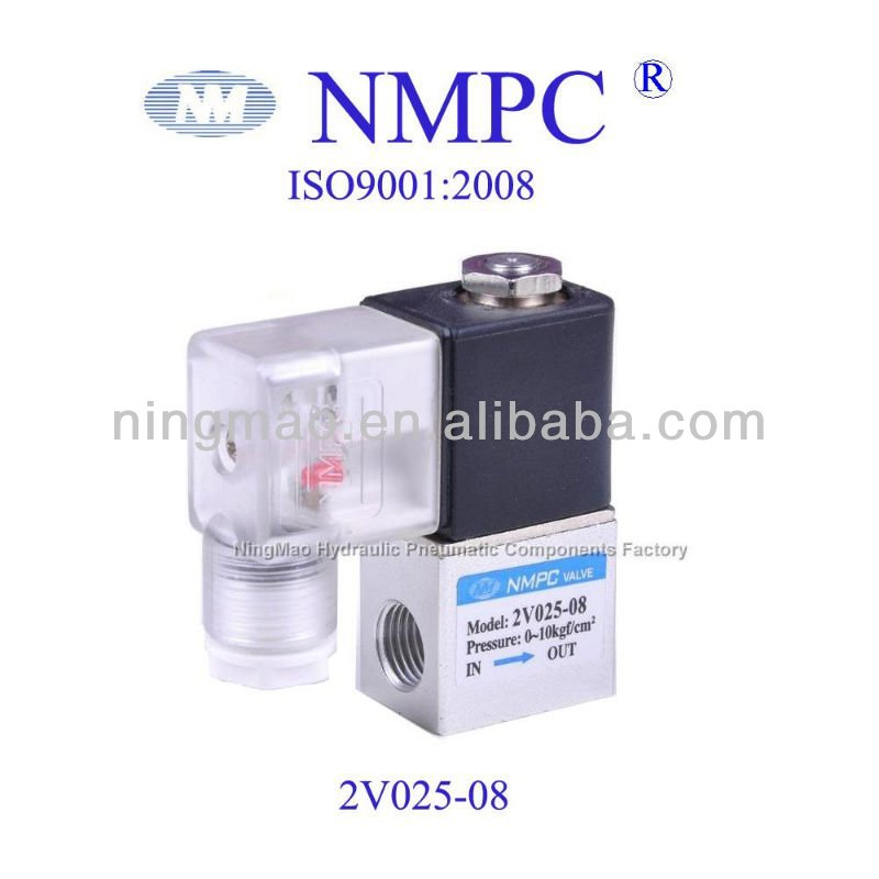 2v025-08 solenoid valve,Direct -acting .Two-Way