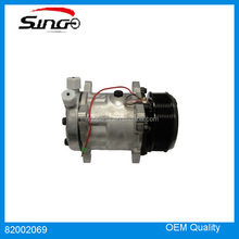 82008689 SD7H15 Ac Compressor for New Holland Tractor