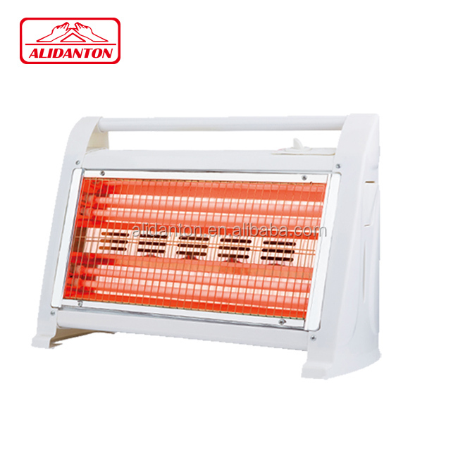 Humidifier Electric Quartz Heater With Fan