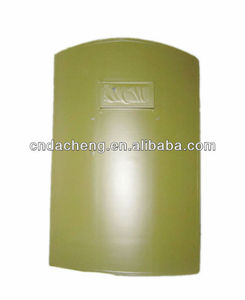 military bullet proof shield