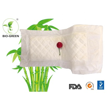 Biodegradable diaper insert,disposable bamboo nappy insert
