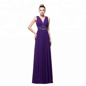 fcd94ee29a93a China purple evening dress wholesale 🇨🇳 - Alibaba