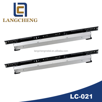 LC-021 Integrated automatic lifting dinnin table slide(extension table mechanism)