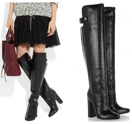 74ae560b442 Cheap Soft Leather Thigh High Boots, find Soft Leather Thigh High ...