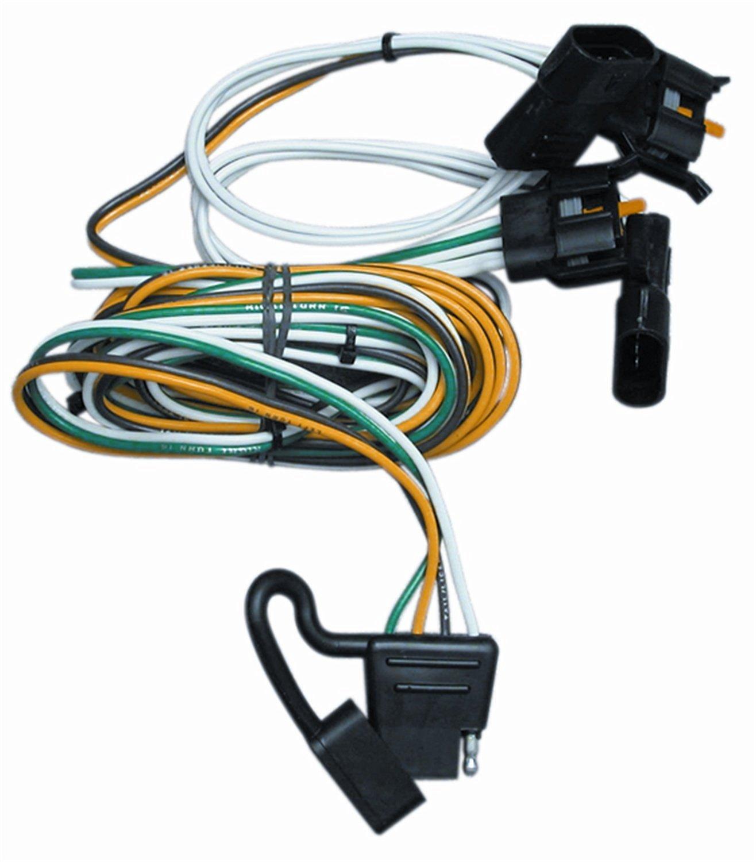 Trailer Wiring 95-03 Ford E-150 E-250 E-350 Van
