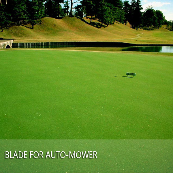 Solar Hybrid Robot Lawn Mower Blades Of China Manufacturer
