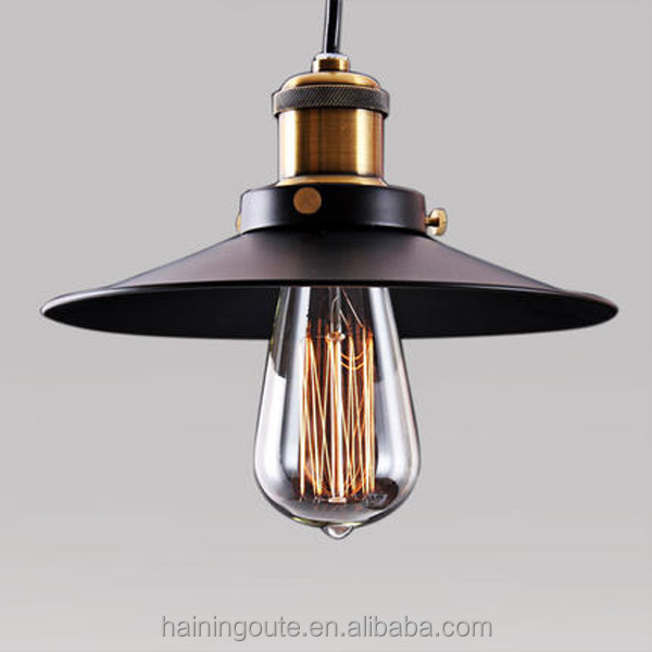 Industry Cafe Bar vintage suspended lamp ST64 chandeliers vintage lamp retro pendant light
