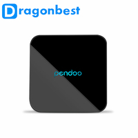 China manufacturer Pendoo X10 Pro S912 3G 32G tv box smart with best price Android 7.1android tv box digital sate HDD player