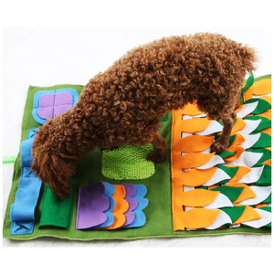 Smell Pet Training Feeding Mat Pad, Dogs Puzzle Toys