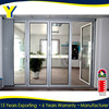 Buy wholesale direct from china high quality roller showder aluminium bifold door