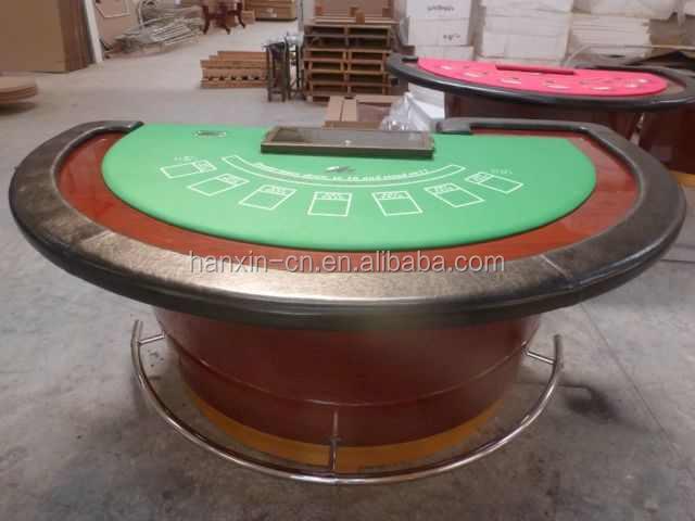 Electronic Blackjack Table