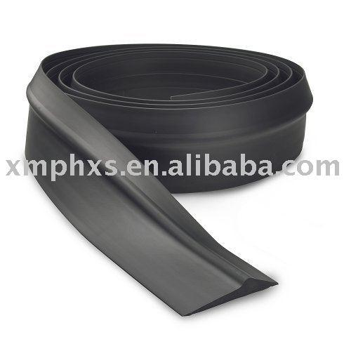 Door rubber colorful auto door edge guard u shape pvc for Door rubber seal
