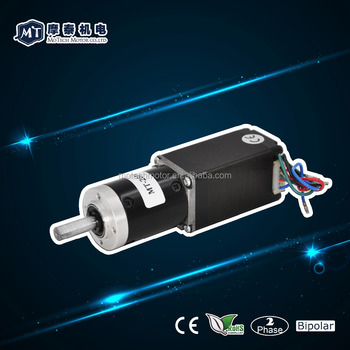Gear Ratio 27:1 Planetary Gearbox with Nema 11 Stepper Motor