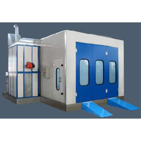 Experienced Exporter Spray Booth Car Paint Bake Clean Room