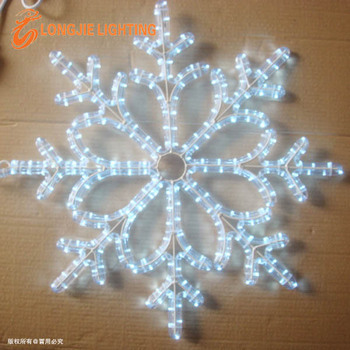 Outdoor lighted snowflakes 2d led snowflake light view outdoor outdoor lighted snowflakes 2d led snowflake light workwithnaturefo