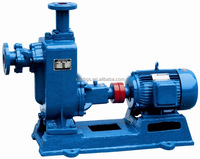 For 2018 exportation to the worldwide market ZW Series Self Priming Sewage Pump