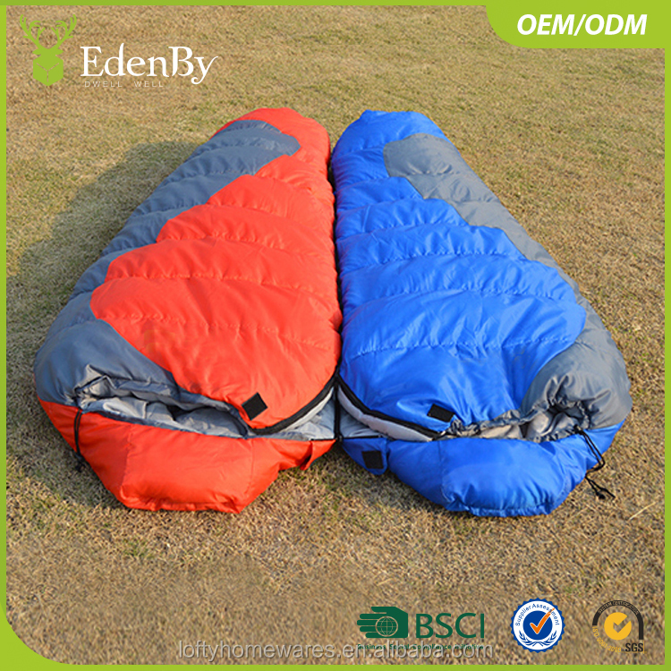 High Quality Manufacture inflatable folding lazy sleeping bag air sofa