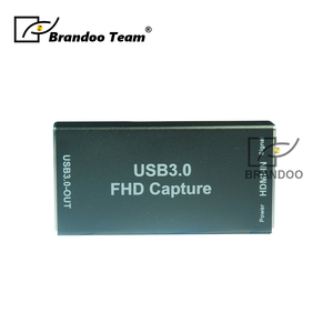 USB3.0 Drive HD Video Capture Card Mobile Game Conference Broadcast Collection Box