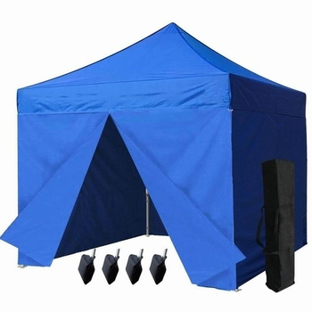 10 x 10 Ez Pop up Canopy Tent Blue Outdoor Pop up Party Commercial Tent with  sc 1 st  Alibaba & 10 X 10 Ez Pop Up Canopy Tent Blue Outdoor Pop Up Party Commercial ...